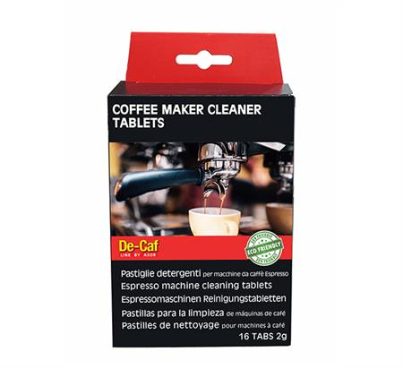 COFFEE MAKER TABLETS 2g